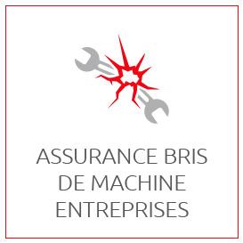 PROFESSIONNELS : Assurance bris de machine