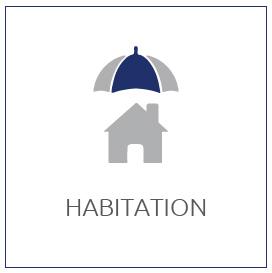 PARTICULIERS : Assurance Habitation